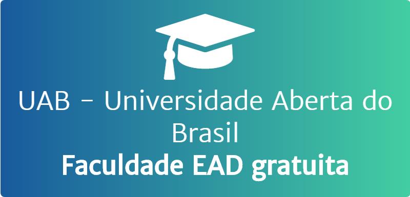 UAB - Universidade Aberta do Brasil
