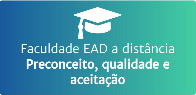 Faculdade EAD preconceito